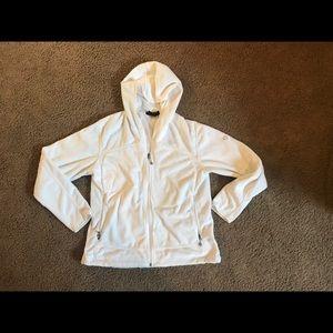 Fuzzy White Coat